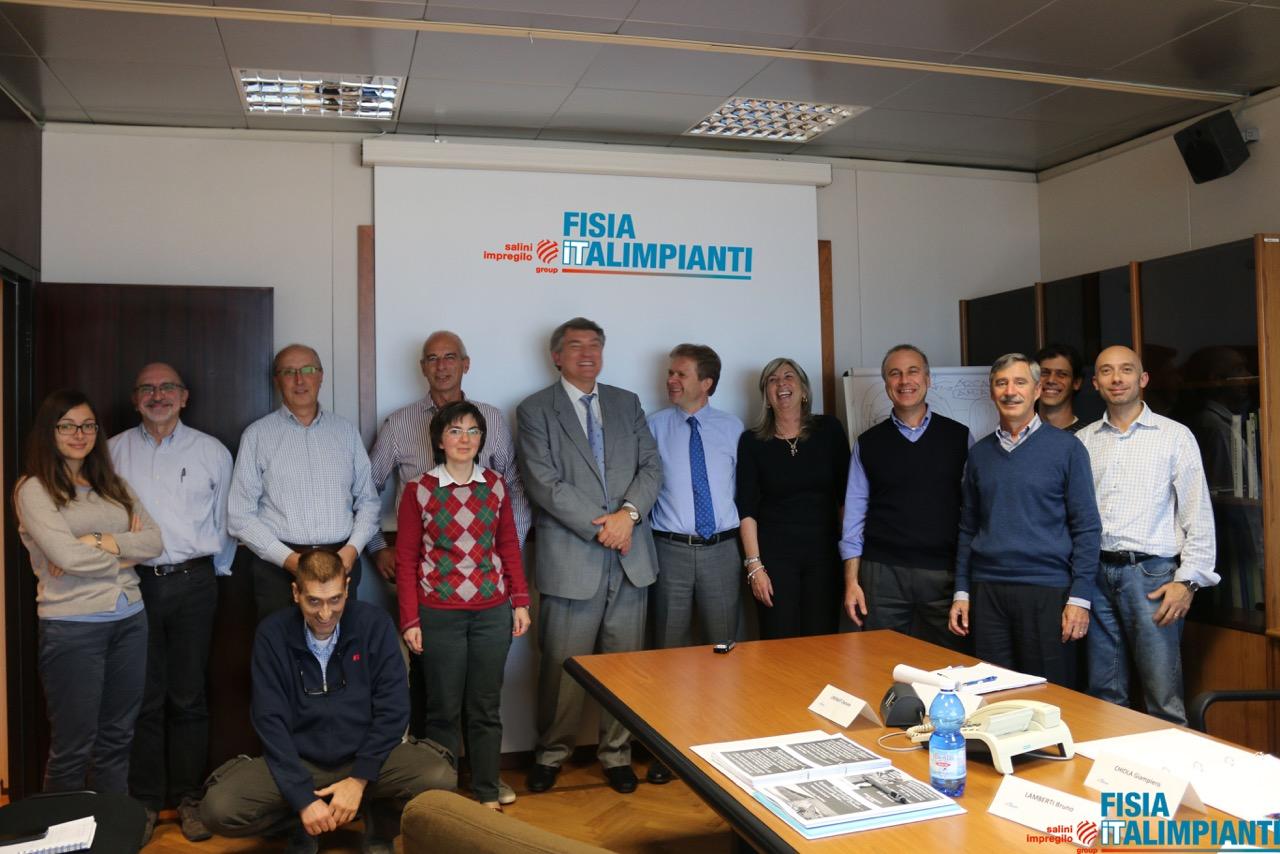 Fisia Italimpianti Desalination Course